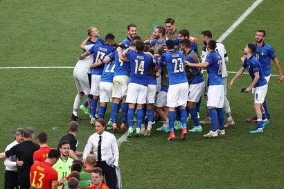 """Italian taivas on jälleen sininen ja maa on matkalla menestykseen EM-kisoissa – """"Takana on synkkä jakso Azzurrin historiassa"""""""