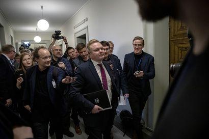 """IL: Sipilä lepytteli sdp:n kansanedustajia: """"Minä en ole puuhannut mitään Rinteen kaatokokousta"""""""