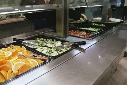 Opiskelija-aterian saa Oulussa vajaasta viidestätoista ravintolasta – yksi niistä sijaitsee kauppakortteli Pekurissa keskustassa