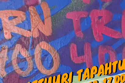 Katukulttuuri valtaa Apteekinpuiston Torniossa lauantaina