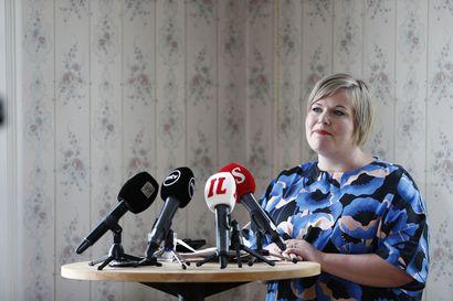 """Kulmuni saa haastajan: Annika Saarikko lähtee kisailemaan keskustan puheenjohtajuudesta – """"Kerroin Kulmunille ratkaisuni etukäteen"""""""