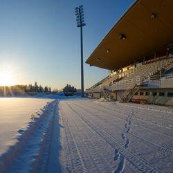 """AC Oulun kotiavaus """"korkeimman kädessä"""" - Seurapomo haluaa luonnonvoimien armoilta uudelle stadionille"""