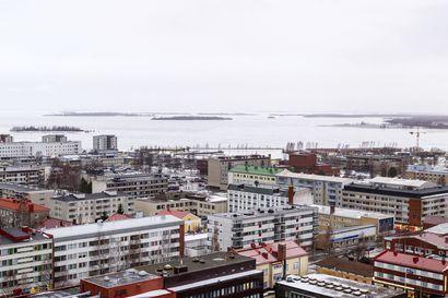 Jääolojen heikkeneminen huolettaa kemiläisiä – biotuotetehtaan viereen etsitään kasvihuoneyrittäjiä