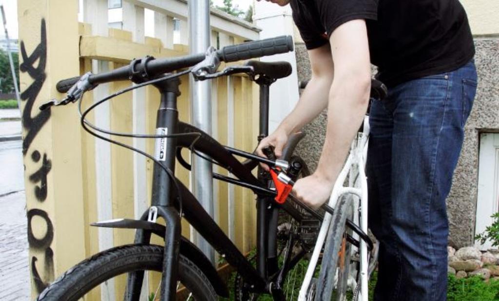 polkupyörä biltema