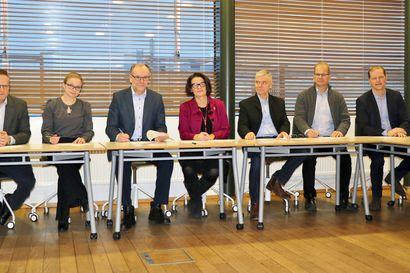 Iijoen vesistövision ja toimenpideohjelman toteutus varmistettiin sopimuksella – arvo 332 500 euroa