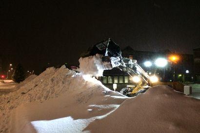Lunta tuli kahlata asti – Rukalla huomattava lumivyöryriski