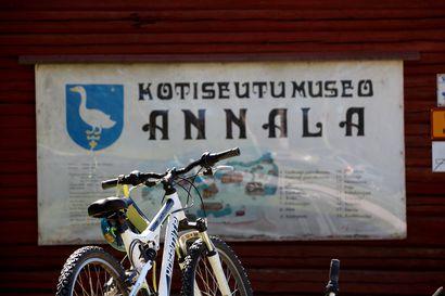 Museovirasto avustaa Annalan korjaustöitä Pyhäjoella