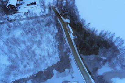 Hyydetulva Iijoen Kurenkoskessa – vedenpinta noussut noin 3 metriä kesätasosta