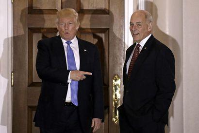 Media: Taas kenraalinimitys Trumpin hallintoon