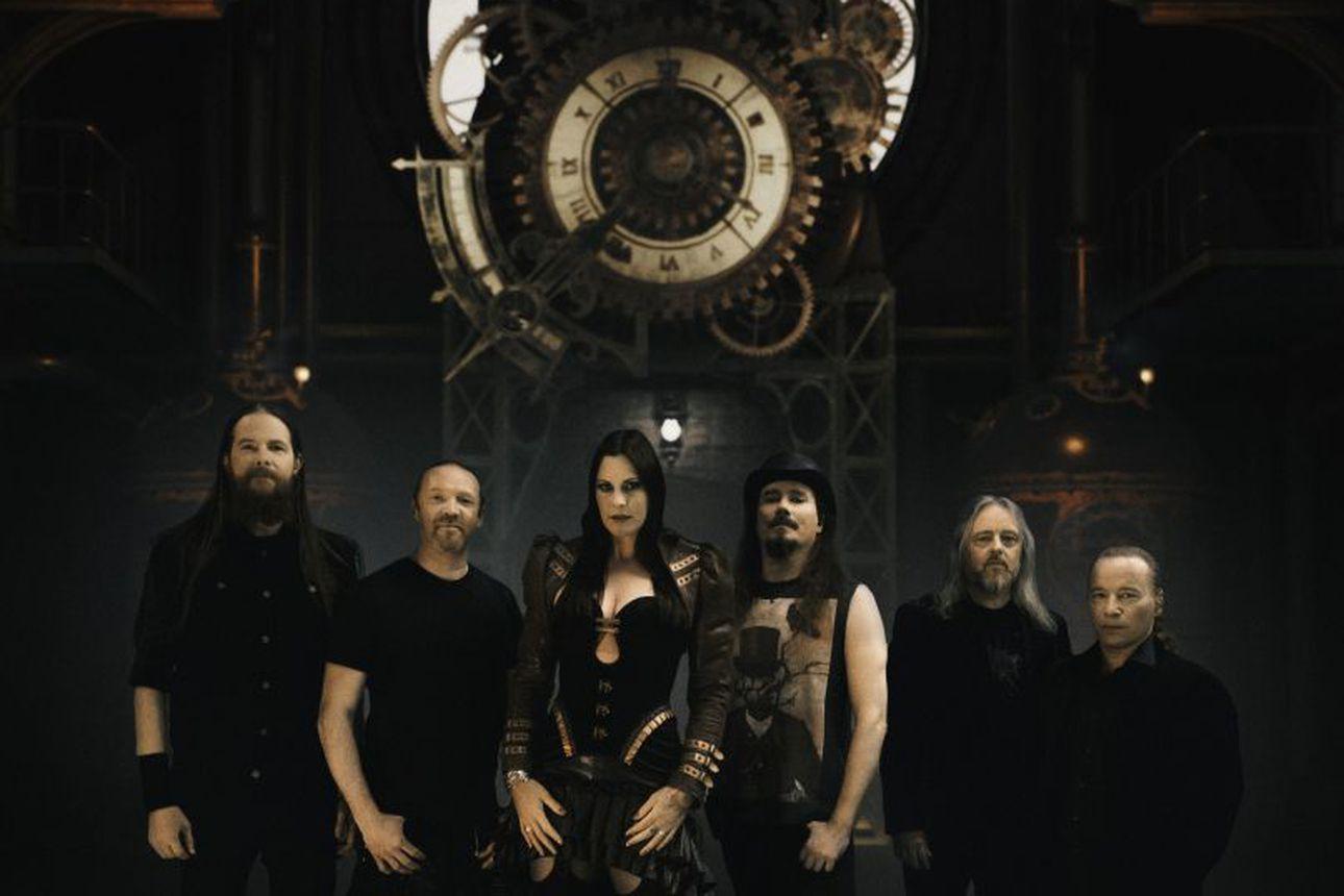 Nightwishin pitkä odotus päättyy Qstockissa