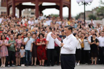 Hiilidioksidipäästöjen kyseenalainen ykkösvaltio Kiina esitteli kovan ilmastotavoitteen, josta Eurooppa voi sekä iloita että kantaa huolta
