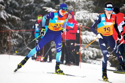 Suomi viides nuorten MM-yhdistetyssä