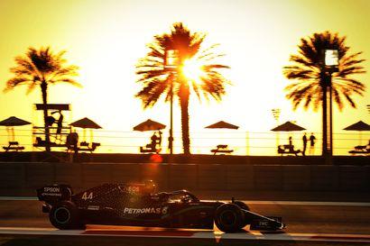 """Bottas päätti F1-kautensa Abu Dhabissa toiseen sijaan ja MM-hopeaan – """"Max oli liian nopea"""""""
