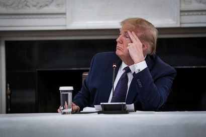 Trump uhkaa lakkauttaa WHO:n rahoituksen pysyvästi