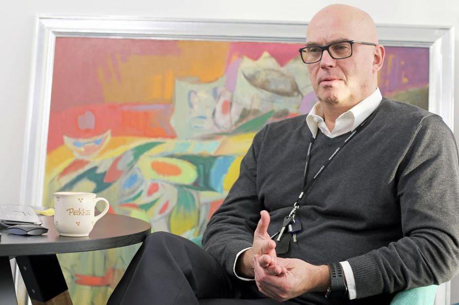 Kunnanjohtaja Pekka Rajala sanoo, että Limingassa ilmenneet päätöksenteon ongelmat eivät johdu hallinto uudistuksesta vaan ihan muista syistä.