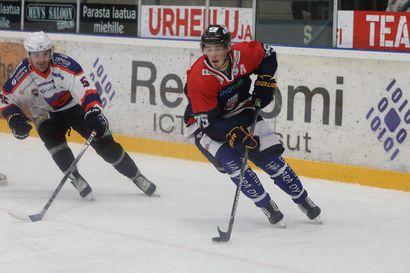 Raahe-Kiekko jatkoi voittojen ottamista