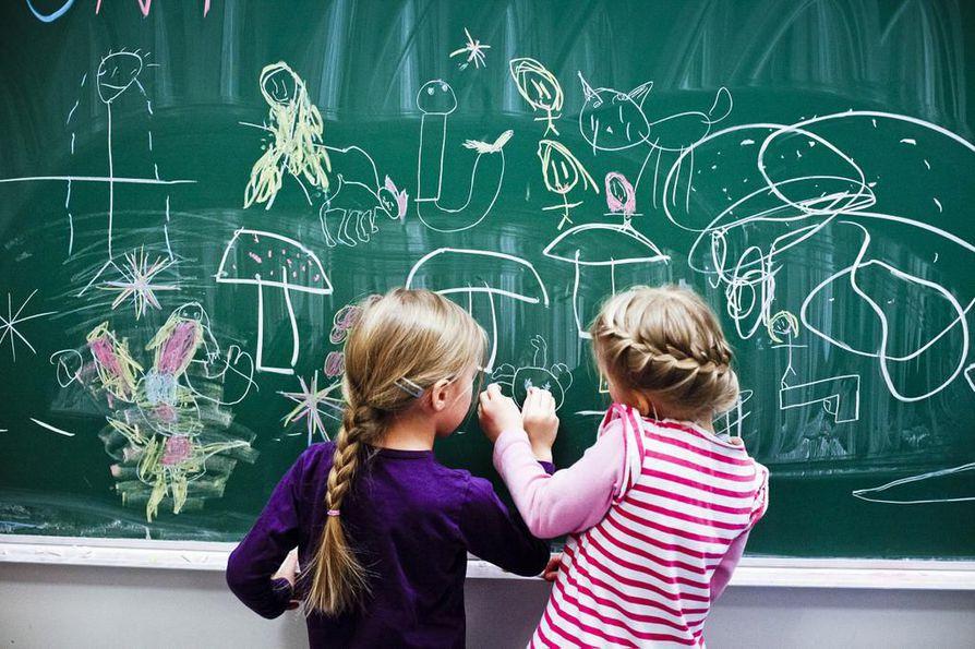 Lasten ja nuorten kaupunkikokous järjestettiin kymmenennen kerran keskiviikkona Oulun teatterilla. Arkistokuva.