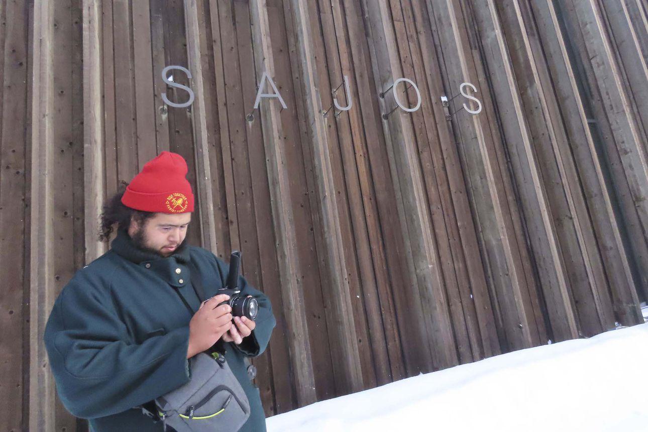 Nuoret maorit ja saamelaiset tuottavat Skábmagoville uutta nähtävää lyhyesti –katso video lyhytelokuvan kulissien takaa