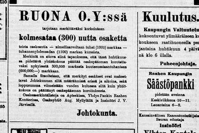 Sata vuotta sitten: Espanjantauti raivosi suurella woimalla