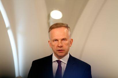 Pitkä vankilatuomio uhkaa Latvian keskuspankin pääjohtajaa