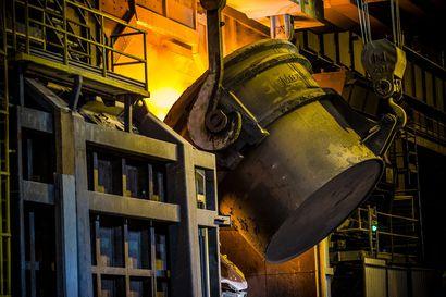 SSAB tutkii ja uudistaa, jotta hiilivapaaseen terästuotantoon päästään etunenässä