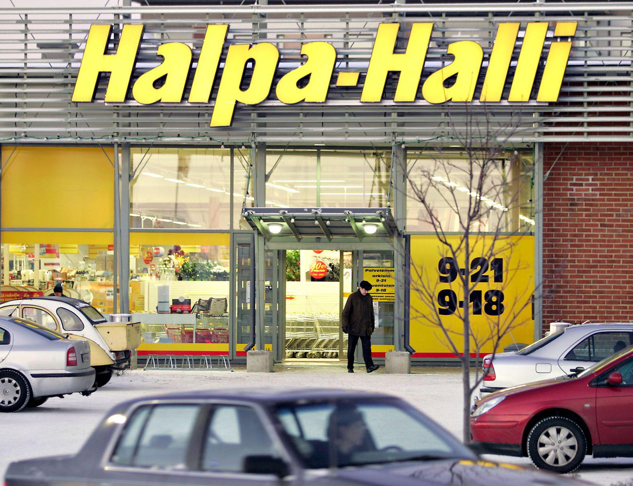 Ti Halli Oulu