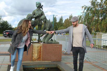 Yhteinen sävel kantaa yli rajojen – Jenny Erikssonin ja Sami Bergmanin pitkästä suhteesta löytyi myös musiikillinen ulottuvuus