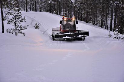 Posion kunnan latujen kunnostus lopetettiin keskiviikkona – Uudet lumet ja uudet ladut ensi syksynä