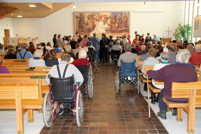 Papiston virkajärjestelyt äänestyttivät Pudasjärven kirkkoneuvostossa