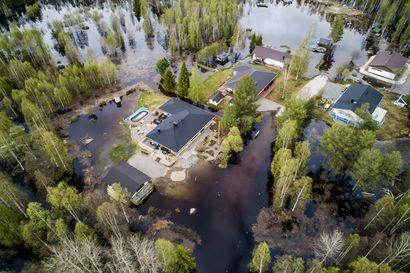 Lapin ely-keskus järjestää avoimia yleisötilaisuuksia tulvariskien hallintasuunnitelmaehdotuksista – katso tästä alueesi etätilaisuudet