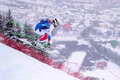 Alppihiihdon Wengenin maailmancup peruttiin, Kitzbühel korvaa osan kisoista