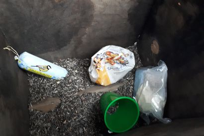 Huumekätkö löytyi lintulaudalta – poliisi selvitti harvinaisen laajan yli sadan kilogramman huumerikoskokonaisuuden