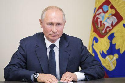 Putin: Venäjä on saanut koronavirusrokotteen valmiiksi