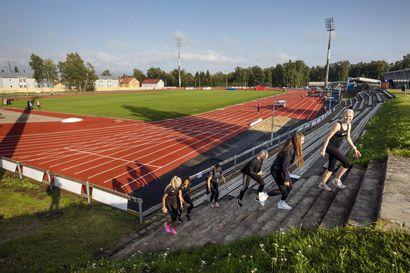 Nuorten yleisurheilun SM-kisat käydään Kemissä – katso perjantain kilpailut tallenteelta