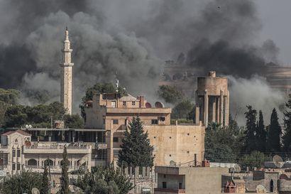YK:n turvallisuusneuvosto vaatii Turkkia lopettamaan sotilasoperaation – Tämä Turkin sotatoimista Syyriassa tiedetään nyt