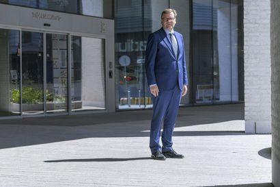 """60 vuotta täyttävä Keskon pääjohtaja Mikko Helander uskoo joukkovoimaan: """"On tärkeää löytää oikeat ihmiset oikeille paikoille"""""""
