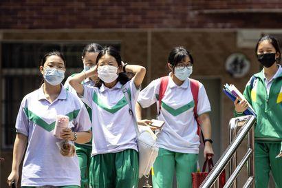 Pääkirjoitus: Taantuma järisyttää Kiinaa – yhtiöt voivat siirtää tuotantoa takaisin kotimaihin