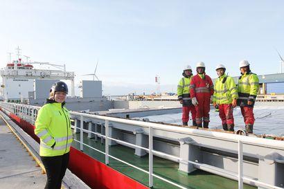 Merimiesten kohtaaja, joka antaa satamassa apua arkeen  – Kemin ja Tornion satamissa merimieskirkon kuraattorina on tuttu nuorisotyön ammattilainen