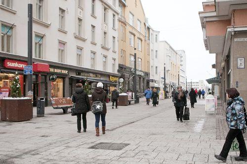 Kultatähti lakkauttaa Rotuaarilla sijaitsevan Oulun myymälänsä –