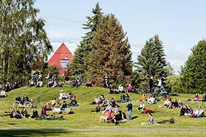 Puistopiknikit tulevat taas Ouluun kesällä – tapahtumayksikkö etsii ohjelmaa piknikeille