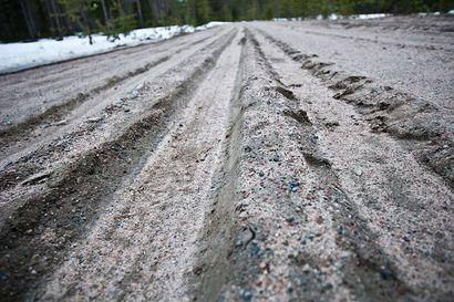 Pohjoisessa halutaan viedä puun tiet digiaikaan – liikennöinti metsä- ja yksityisteillä halutaan sujuvammaksi