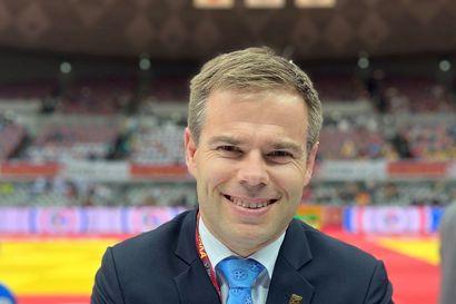 Raahelaislähtöinen Veli-Matti Karinkanta valittiin tuomariksi olympialaisiin