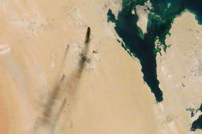 Presidentti Trump haluaa välttää sodan, mutta uskoo Iranin olevan Saudi-Arabian öljyhyökkäysten takana