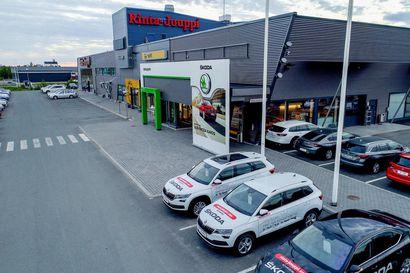 Koko kansan autokauppa Rovaniemellä