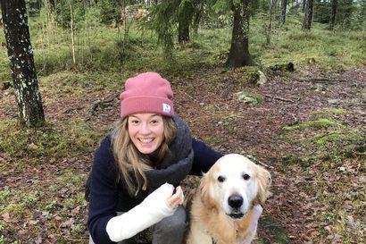 Naisten alppijoukkueelle toinen takaisku: Julia Toiviaisen peukalo operoitiin