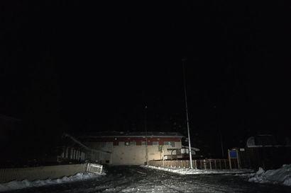 Sähköt palasivat Kuusamon Tolpanniemeen