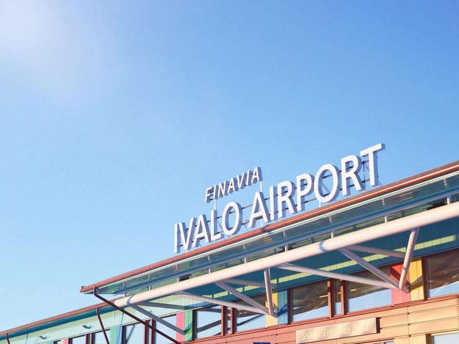 Ivalon lentoaseman matkustajamäärä kasvoi viime vuonna 17 prosenttia vuoteen 2016 verrattuna.