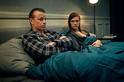 Kun nämä kaksi näyttelijää pääsevät vauhtiin, on luvassa suomalaisen uutuussarjan huippukohta