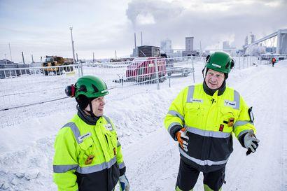 """Pääluottamusmies Juha Kenttä: """"Nyt on hyvät fiilikset"""" – investointipäätös antaa henkilöstölle uskoa tulevaisuuteen, uuden tehtaan työehdotkin on jo sovittu"""