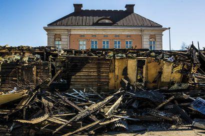 Raahen seudun paloasemilla 700 lähtöä viime vuonna